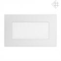 Obrázek Mřížka 11x17 - Bílá